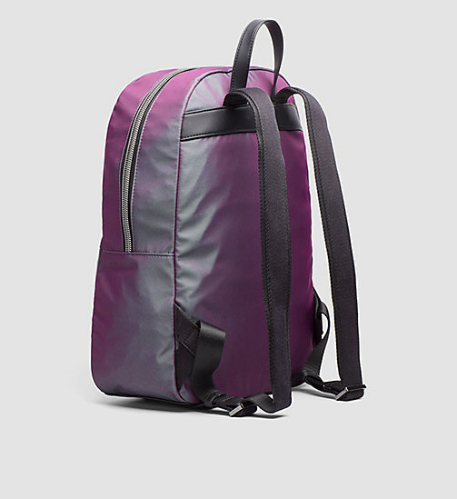 CALVINKLEIN Backpack - IRIDESCENT/BLACK - CALVIN KLEIN BACKPACKS - detail image 1