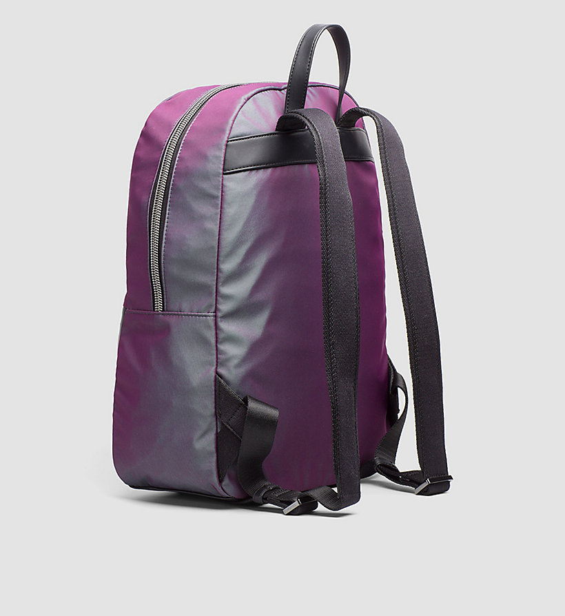 CALVINKLEIN Backpack - IRIDESCENT/BLACK - CALVIN KLEIN SHOES & ACCESSORIES - detail image 1