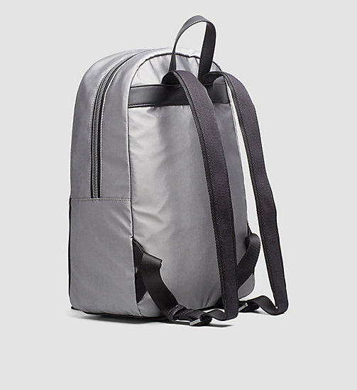 Backpack - GREY/BLACK - CALVIN KLEIN  - detail image 1