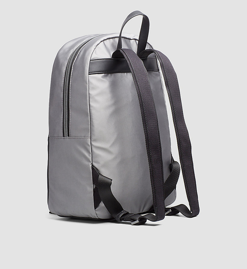 CALVINKLEIN Backpack - GREY/BLACK - CALVIN KLEIN SHOES & ACCESSORIES - detail image 1