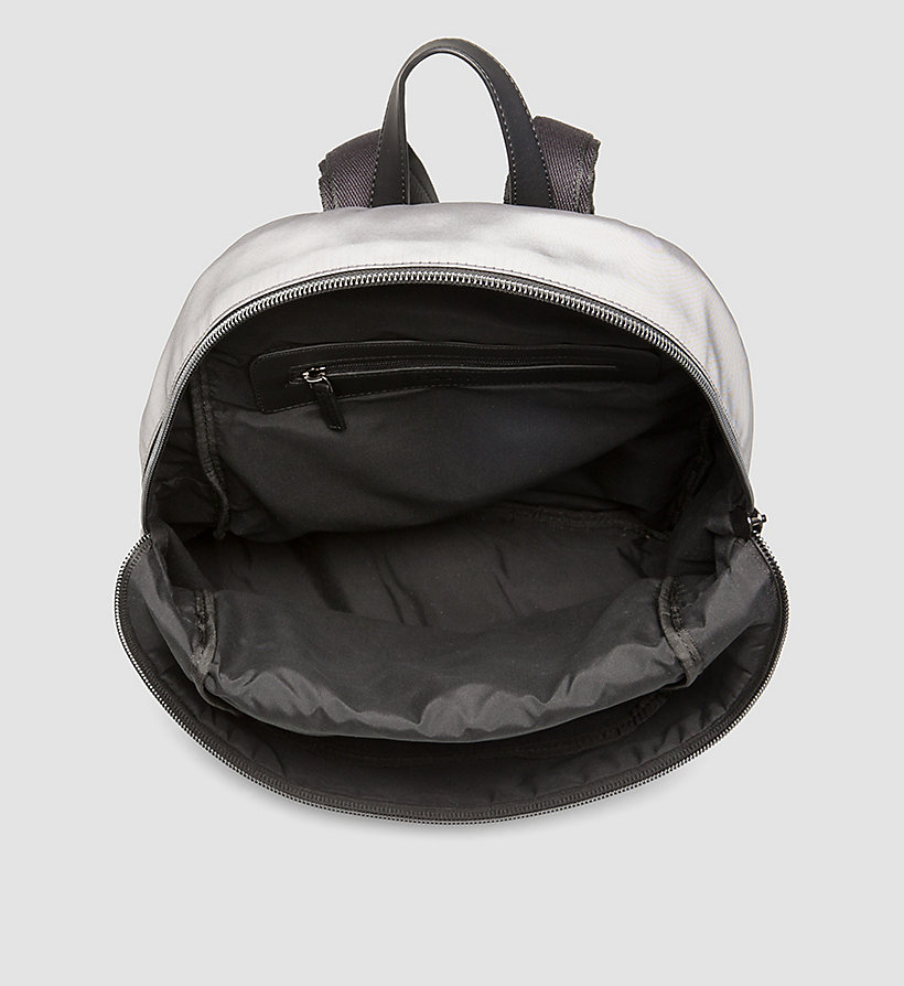 CALVINKLEIN Backpack - GREY/BLACK - CALVIN KLEIN SHOES & ACCESSORIES - detail image 2