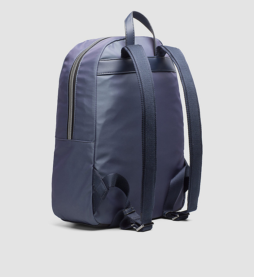 CALVINKLEIN Backpack - OMBRE BLUE/BLUE NIGHT - CALVIN KLEIN SHOES & ACCESSORIES - detail image 1
