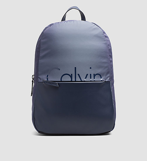 Backpack - OMBRE BLUE/BLUE NIGHT - CALVIN KLEIN SHOES & ACCESSORIES - main image
