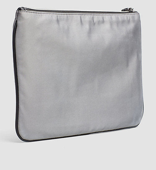 Clutch - GREY/BLACK - CALVIN KLEIN  - main image 1