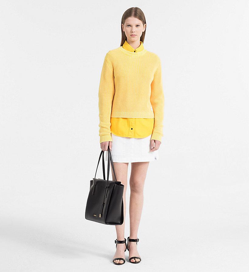 Calvin Klein - Large Tote Bag - 2