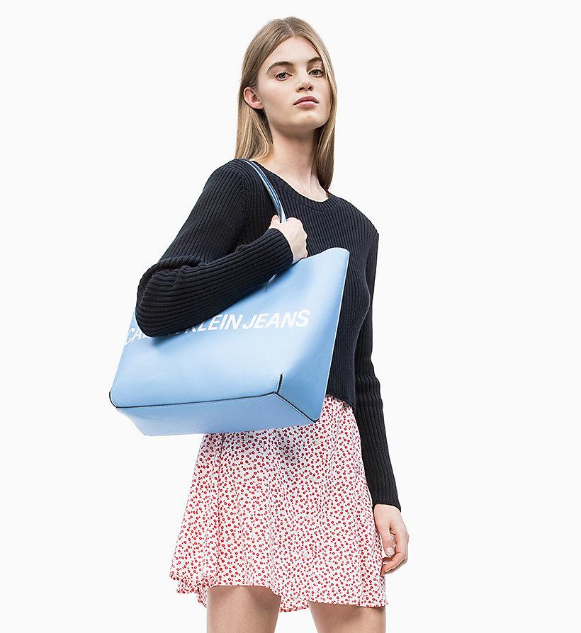 Calvin Klein - Logo-Tote-Bag - 4