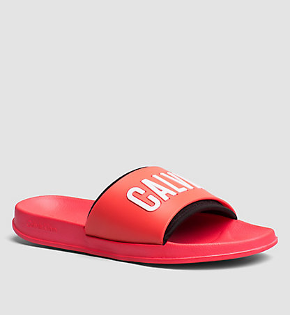 CALVIN KLEIN SWIMWEAR Slippers - Intense Power K9UK014044011