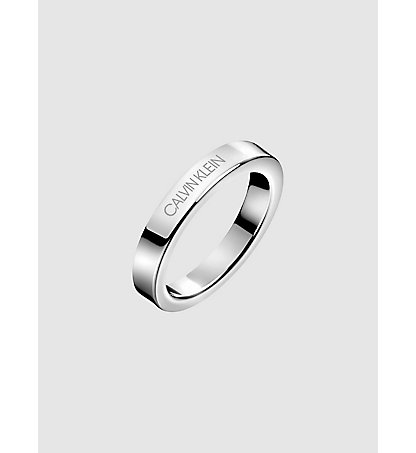 CALVIN KLEIN Bague - Calvin Klein Hook KJ06MR0001SST