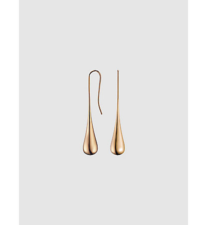 CALVIN KLEIN JEANS Earrings - Calvin Klein Ellipse KJ3QPE1001PGD