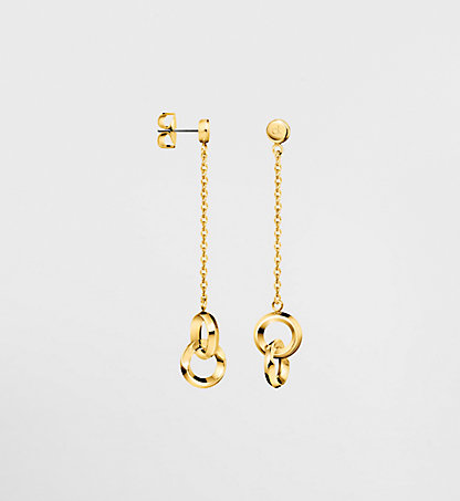 CALVIN KLEIN Earrings - Calvin Klein Beauty KJ4NJE1002YGD