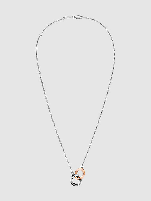 CALVINKLEIN Necklace - Calvin Klein Beauty - SST / PINK PVD - CALVIN KLEIN NECKLACES - main image