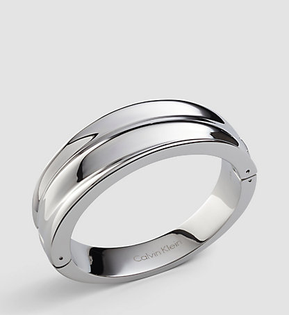 CALVIN KLEIN Closed Bangle - Calvin Klein Glorious KJ4SMD0001SST