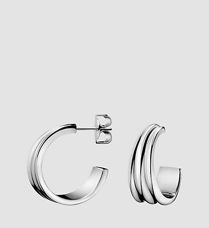 CALVIN KLEIN Earrings - Calvin Klein Glorious KJ4SME0001SST