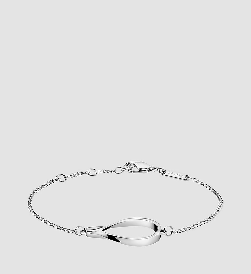 CALVINKLEIN Bracelet - Calvin Klein Light - STAINLESS STEEL - CALVIN KLEIN SHOES & ACCESSORIES - main image