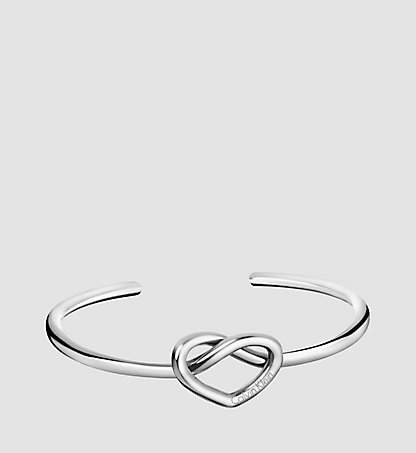 CALVIN KLEIN Open Bangle - Calvin Klein Charming KJ6BMF0001SST