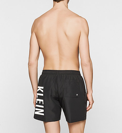 CALVINKLEIN Swim Shorts - Intense Power - BLACK - CALVIN KLEIN  - detail image 1