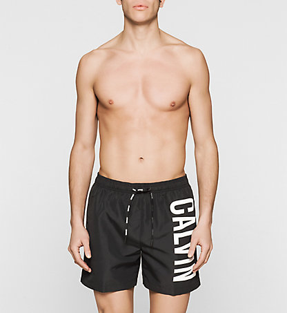 CALVIN KLEIN SWIMWEAR Swim Shorts - Intense Power KM0KM00010001