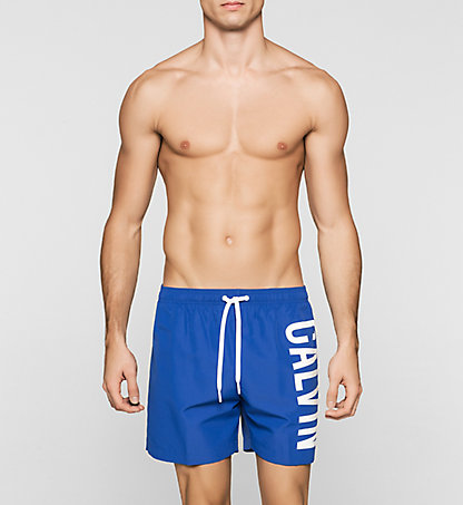CALVIN KLEIN SWIMWEAR Swim Shorts - Intense Power KM0KM00010475