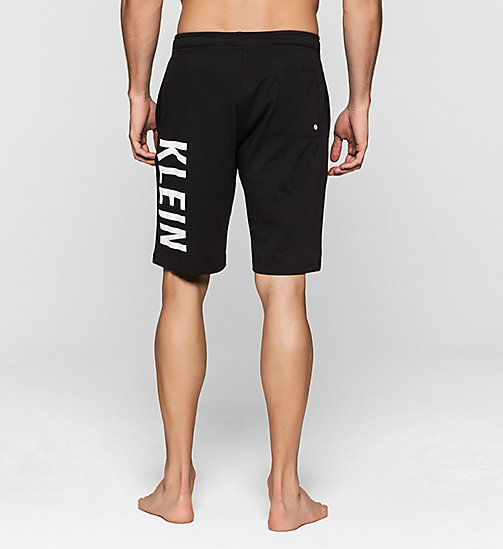 CALVINKLEIN Short - Intense Power - BLACK - CALVIN KLEIN SHORTS - image détaillée 1