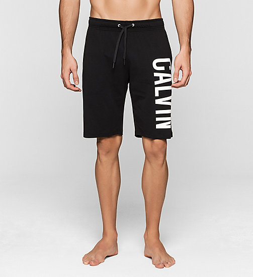 CALVINKLEIN Short - Intense Power - BLACK - CALVIN KLEIN SHORTS - image principale