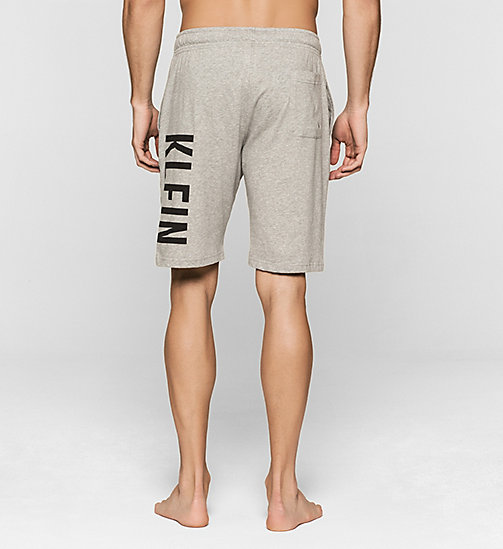 Short - Intense Power - LIGHT GREY HEATHER - CALVIN KLEIN PANTALONES CORTOS - imagen detallada 1