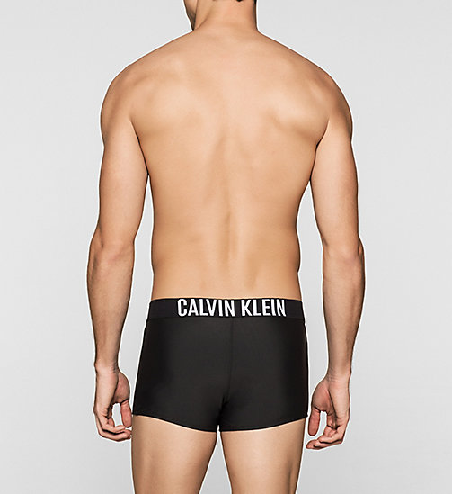 Swim Trunks - Intense Power - BLACK - CALVIN KLEIN SWIMWEAR - detail image 1