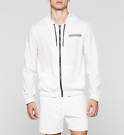 CALVIN KLEIN SWIMWEAR Windbreaker - Intense Power KM0KM00039100
