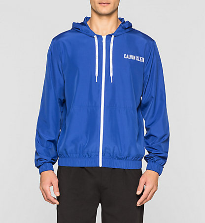 CALVIN KLEIN SWIMWEAR Windbreaker - Intense Power KM0KM00039475