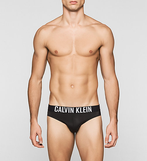 Swim Briefs - Intense Power - BLACK - CALVIN KLEIN SWIMWEAR - main image