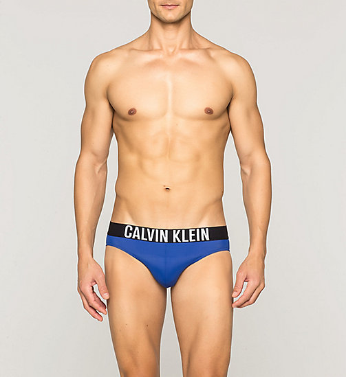 Swim Briefs - Intense Power - SURF THE WEB - CALVIN KLEIN SWIMWEAR - main image