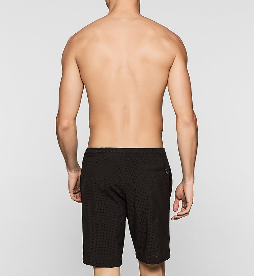 CALVINKLEIN Swim Shorts - Cutting Edge Calvin - BLACK - CALVIN KLEIN SWIMWEAR - detail image 1