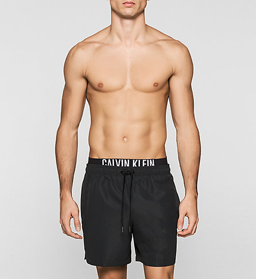 Swim Shorts - Intense Power - BLACK - CALVIN KLEIN SWIMWEAR - main image