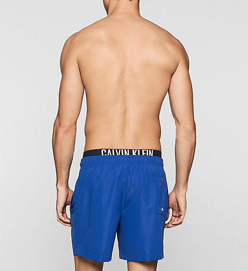 CALVINKLEIN Swim Shorts - Intense Power - SURF THE WEB - CALVIN KLEIN SWIMWEAR - detail image 1