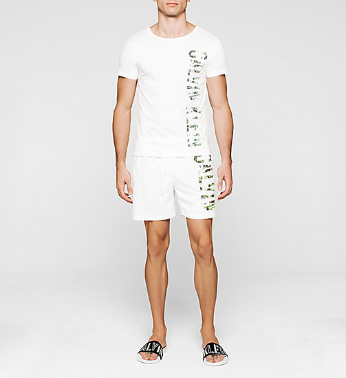 CALVINKLEIN T-shirt - Intense Power - WHITE - CALVIN KLEIN PYJAMASHIRTS - detail image 1