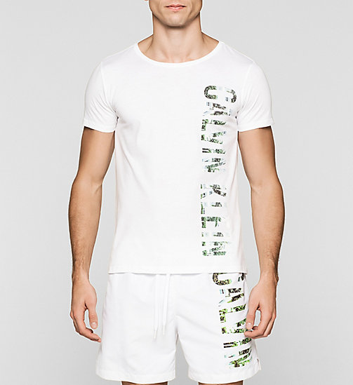 T-shirt - Intense Power - WHITE - CALVIN KLEIN T-SHIRTS - main image