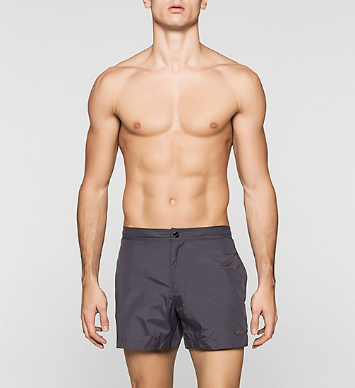 Swim Shorts - New Black - PERISCOPE - CALVIN KLEIN SWIMWEAR - main image