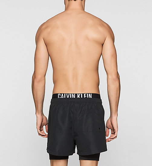 Boardshorts - Intense Power - BLACK - CALVIN KLEIN SWIMWEAR - detail image 1