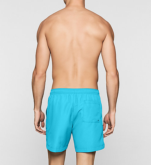 Swim Shorts - Logo Tape - BLUE ATOLL - CALVIN KLEIN SWIMWEAR - detail image 1