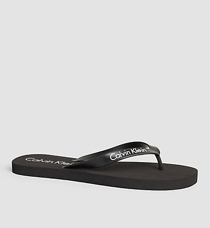 CALVIN KLEIN SWIMWEAR Slippers - Core Lifestyle KM0KM00123001