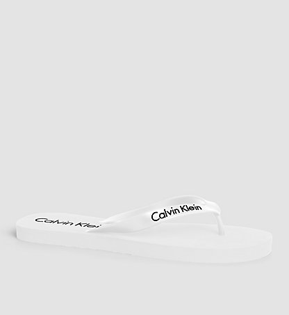 CALVIN KLEIN SWIMWEAR Slippers - Core Lifestyle KM0KM00123100