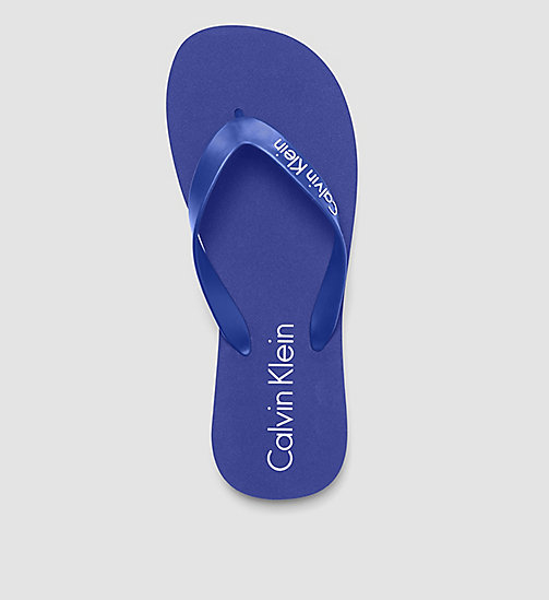 Slippers - Core Lifestyle - SURF THE WEB - CALVIN KLEIN SHOES & ACCESSORIES - detail image 1