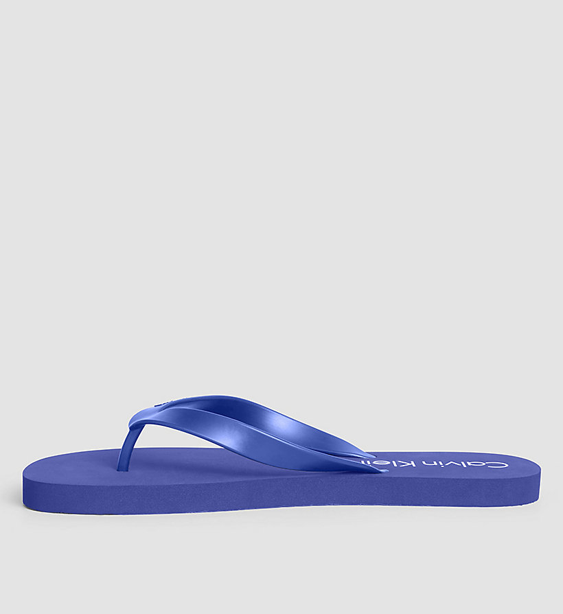 CALVINKLEIN Slippers - Core Lifestyle - SURF THE WEB - CALVIN KLEIN SHOES & ACCESSORIES - detail image 2
