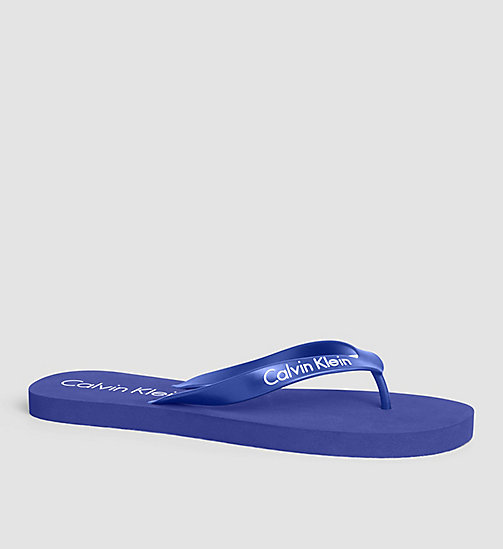 CALVINKLEIN Slippers - Core Lifestyle - SURF THE WEB - CALVIN KLEIN SHOES & ACCESSORIES - main image