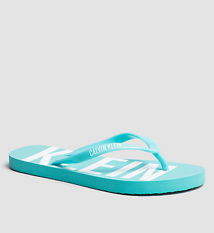 CALVIN KLEIN SWIMWEAR Slippers - Intense Power KW0KW00023480