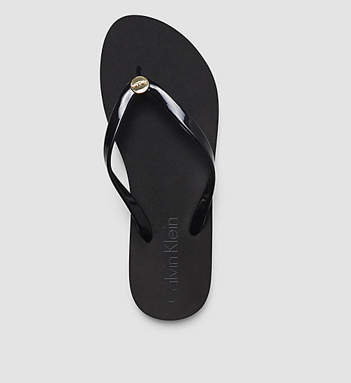 CALVINKLEIN Slippers - Core Lifestyle - BLACK - CALVIN KLEIN SHOES - detail image 1