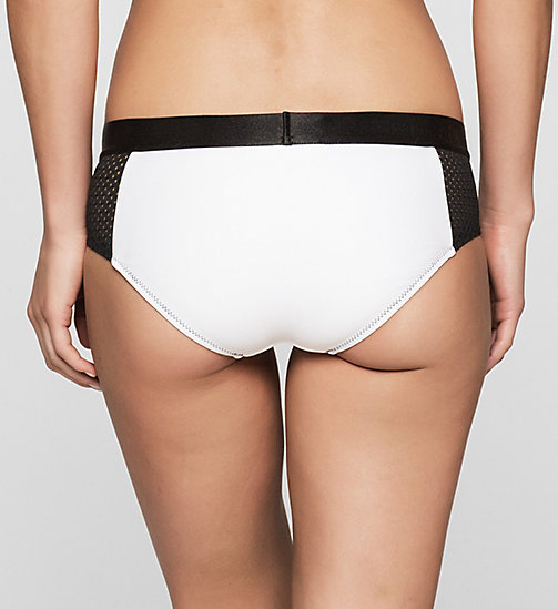 Bikini Bottom - Intense Power - WHITE - CALVIN KLEIN SWIMWEAR - detail image 1