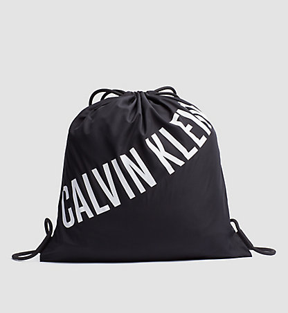 CALVIN KLEIN SWIMWEAR Tunnelzugtasche - Intense Power KW0KW00102001