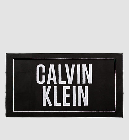 CALVIN KLEIN Beach Towel - Intense Power KW0KW00104001
