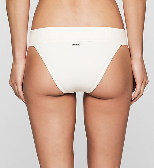 CALVINKLEIN Bikini Bottom - Cutting Edge Calvin - SNOW WHITE - CALVIN KLEIN Up to 50% - detail image 1