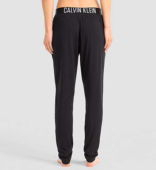 CALVINKLEIN Sweatpants - Intense Power - BLACK - CALVIN KLEIN WOMEN - detail image 1